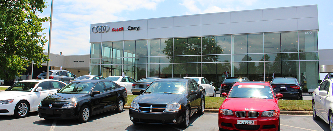 Audi Cary And Audi Raleigh NC Raleigh Durham Chapel Hill - Audi cary