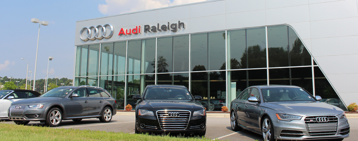 Audi Cary And Audi Raleigh Nc Raleigh Durham Chapel Hill